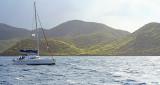 Antigua & Guadeloupe catamaran cruise