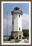 Fondulac-lighthouse
