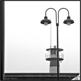 Lighthouse and Lamps