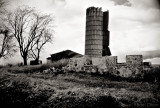Wrecked Barn on Hwy C