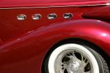 '54 Portholes on '37 Buick
