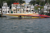Emerald Coast Poker Run Boats