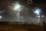 Fireworks on Álftanes