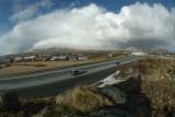 Overlooking part of Mosfellsbaer