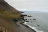 The east coast of Iceland