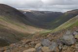 The inner most part of Eyjafjörður