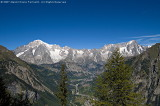 Montebianco massif