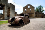 Oradour sur Glane, The Village of Martyrs.