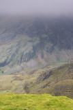 Llanberis Pass From 600 ft