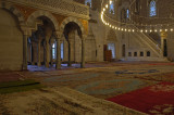 Carpets used in mosques