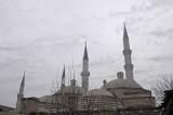 Üç Serefeli mosque in Edirne