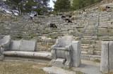 Priene's theatre