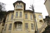 Old houses in Izmir