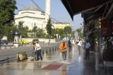 Near Sultan Ahmet stop