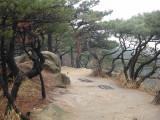 Achasan Mountain,near Seoul