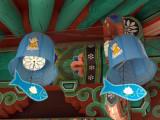 Cheongeysa temple decorations