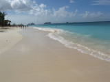 seven mile beach  Grand Cayman Island