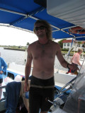 Zac from Canada, boat captain