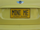 car tag in the Cayman Island