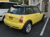 mini  (I think these cars are soooo cute)
