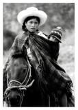 Cajamarca in Black and White