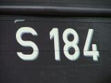 U34-S184 MMSI 001193046  IMO 0031741 Bergen - Norwegen April 2007