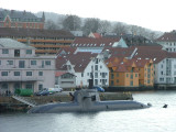 U34-S184 Bergen - Norwegen April 2007