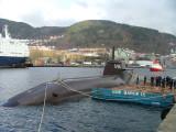 U34-S184  Emden-Bergen Norwegen for Calibration
