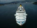 Costa Magica in Bergen - Norway 2007