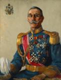 中国将军 - in China - Johan Wilhelm Normann Munthe from Bergen-Norway Painted by: Leonel Jacobs