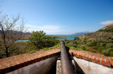 View from the fortress, Butrint
