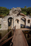 Entrance to the Ampitheatre at Butrint