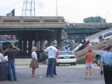 Interstate 35W Bridge over Mississippi Collapsed