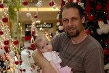 Natal no Shopping