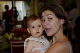 Tia Carla e Mariana