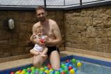 Inauguração da piscina aquecida