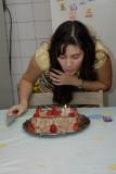 Aniversário da Carmen
