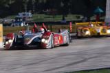 American Le Mans Race at the 2007 Detroit Grand Prix