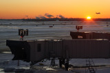 Airport Dawn