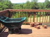 wheelbarrow through house.JPG