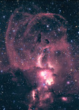 NGC 3576 LHaRGB
