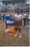 Trans Tasman Strongman Challenge 1999 - 2nd place