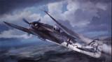 Painting of a Focke Wulf