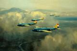 Martin B-10 Bombers