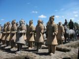 Katy Texas: Forbidden City & Terracotta Soldiers