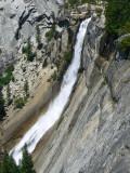 Nevada Falls Hike, Yosemite - 06/22/07