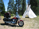 Motorcycle Trip to Oregon
