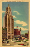 Rand Building and Lafayette Theater