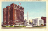 Statler Hotel and State Office Building
