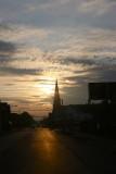 Transfiguration At Dawn